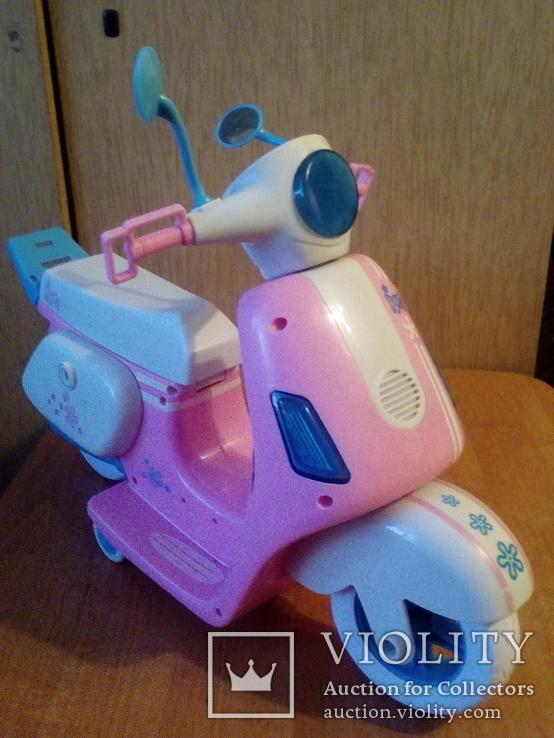 Оригинальный скутер для Куклы Nancy. FAMOSA, фото №2