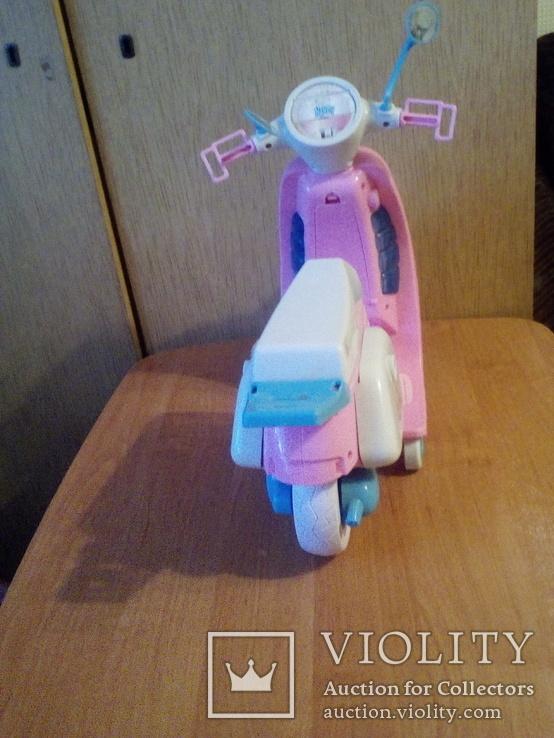 Оригинальный скутер для Куклы Nancy. FAMOSA, фото №6