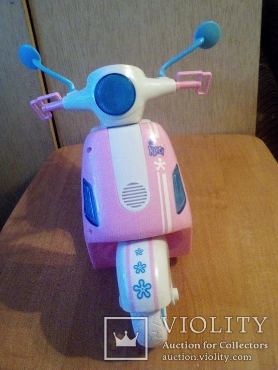 Оригинальный скутер для Куклы Nancy. FAMOSA, фото №12