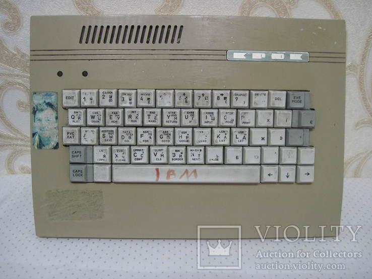 """ПК """"Крок"""" на базе ZX Spectrum"""