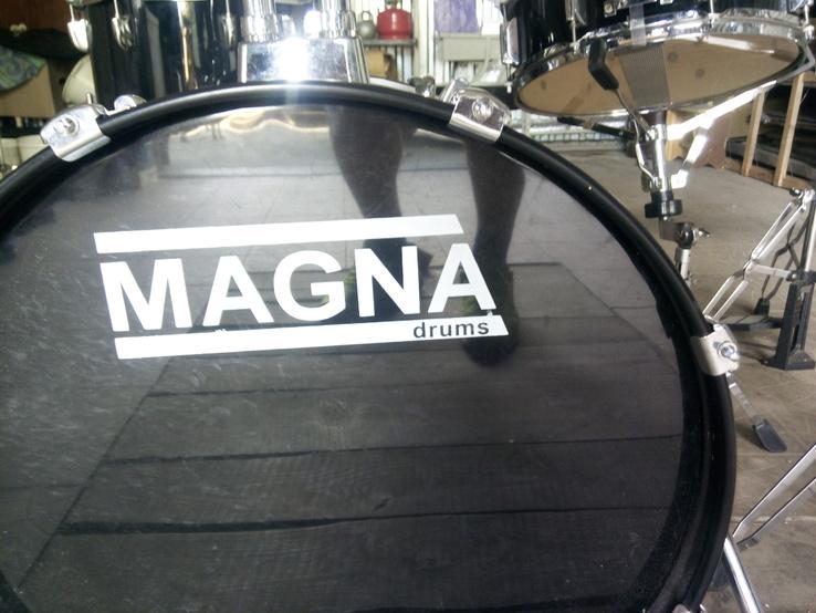 Барабанная установка MAGNA, фото №3