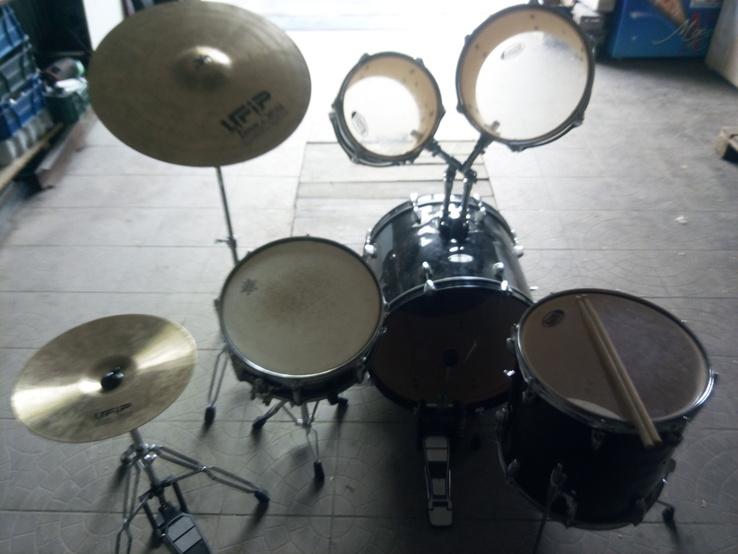 Барабанная установка MAGNA, фото №4