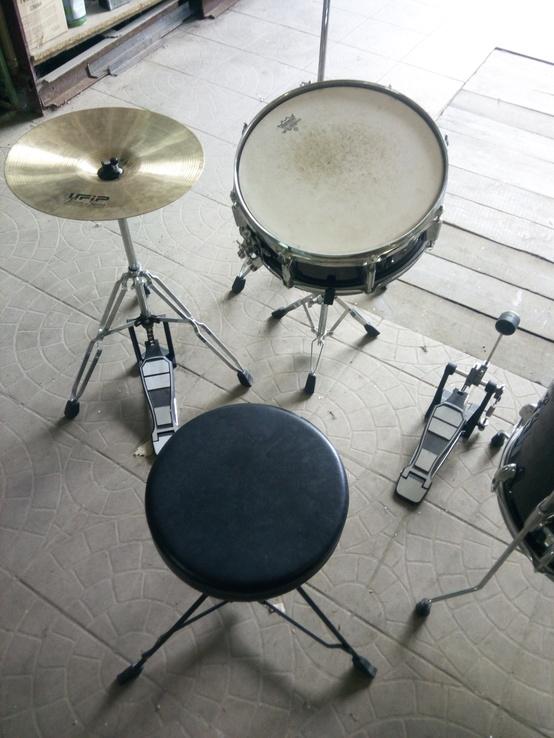 Барабанная установка MAGNA, фото №10