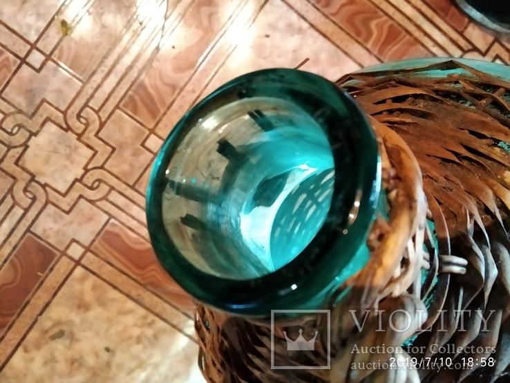 Бутыль с остатками оплета, фото №8