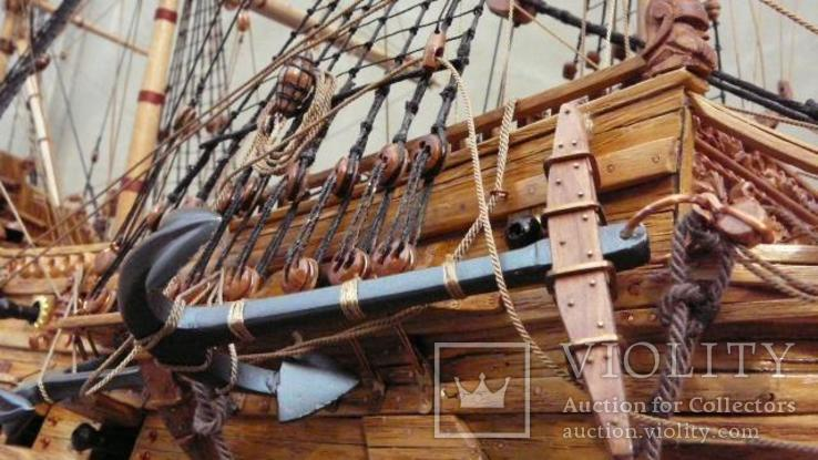 Парусный корабль Принц Уильям
