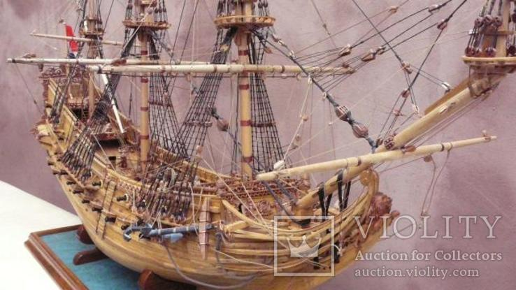 Парусный корабль Принц Уильям, фото №4