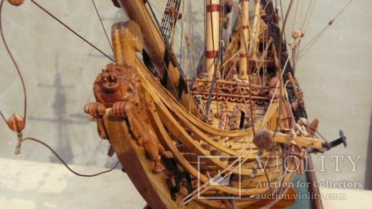 Парусный корабль Принц Уильям, фото №6
