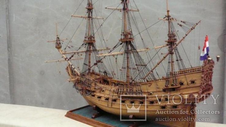 Парусный корабль Принц Уильям, фото №7