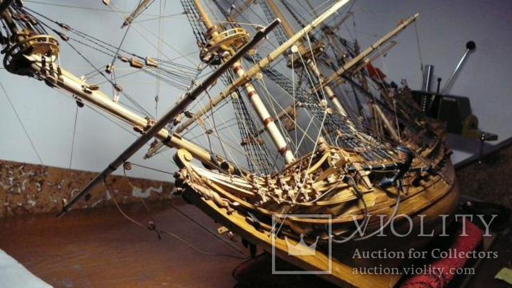 Парусный корабль Принц Уильям, фото №8
