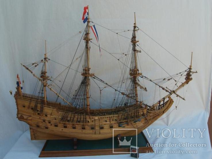 Парусный корабль Принц Уильям, фото №11