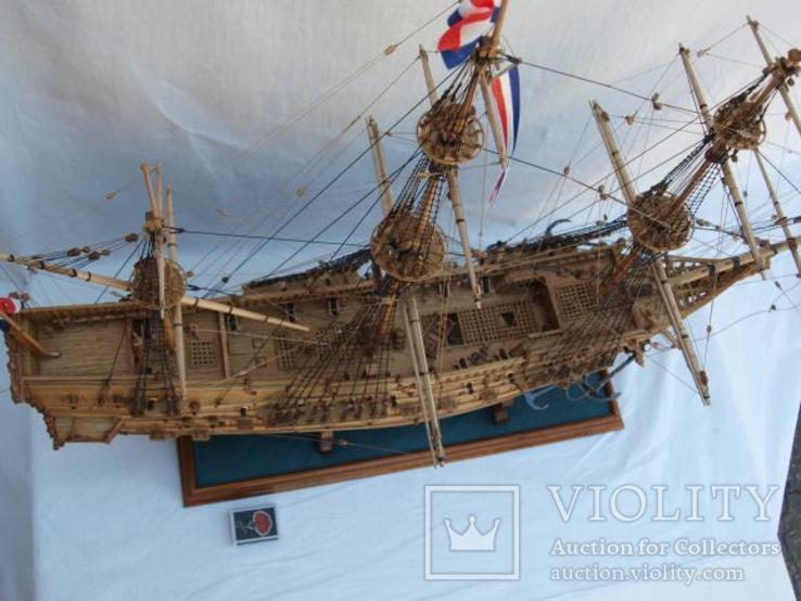 Парусный корабль Принц Уильям, фото №12