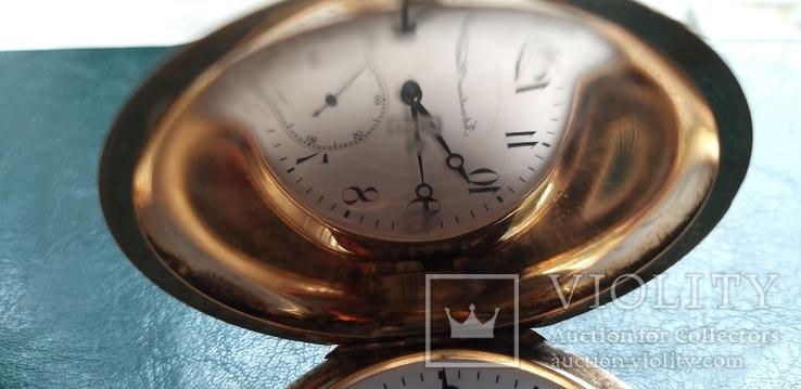 Часы   I.W.C. Schaffhausen в золоте, фото №3