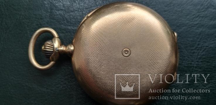 Часы   I.W.C. Schaffhausen в золоте, фото №4