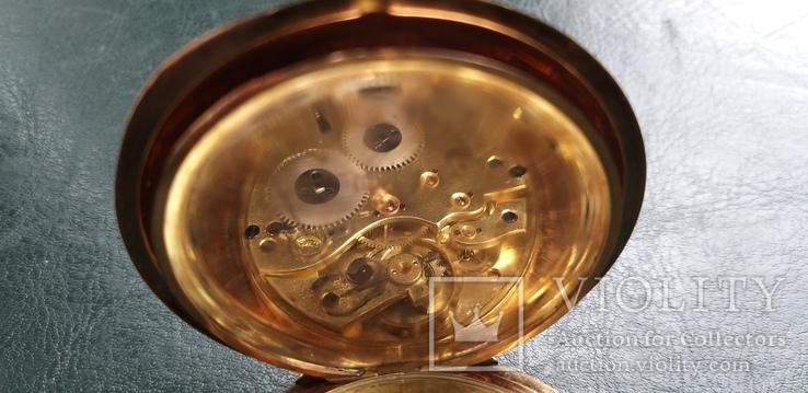 Часы   I.W.C. Schaffhausen в золоте, фото №6
