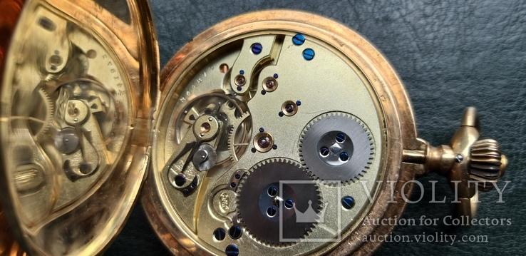 Часы   I.W.C. Schaffhausen в золоте, фото №12