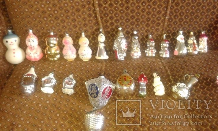 Редкие игрушки на ёлку СССР, фото №2