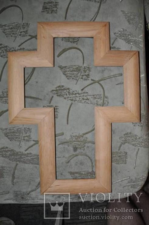 Рама в форме креста, фото №2