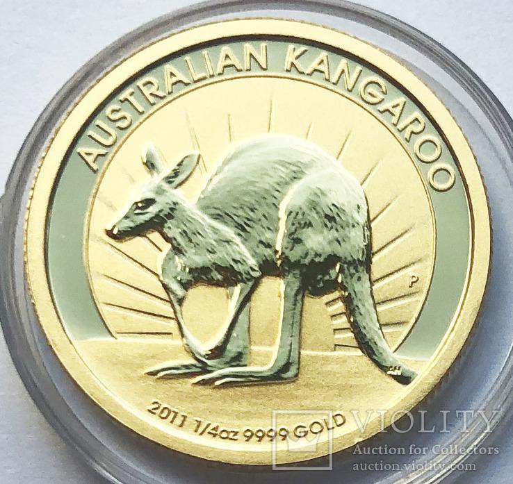 25 долларов 2011 года. Австралия.