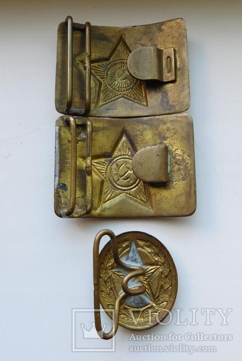 3 пряжки СА, фото №6