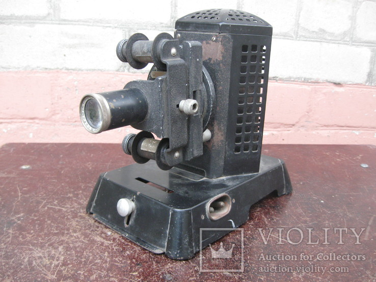 Filmosto, 1930s, Vintage 35mm Film Projector, Made in Germany