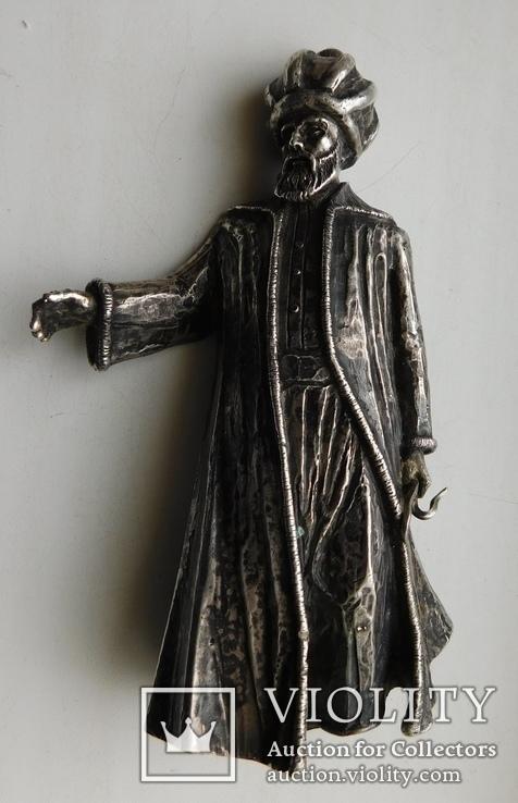 шахматная фигура царя изготовлена по индивидуальному заказу