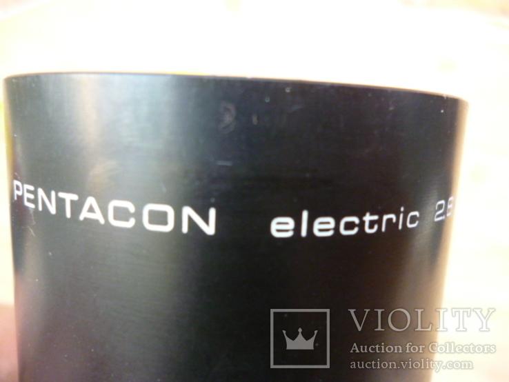 Обєктива PENTACON - Electric 2.8/135 MC, фото №12