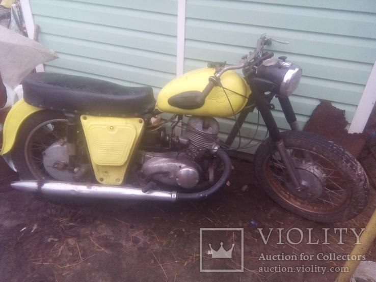 Мотоцикл иж 56 (П-2)