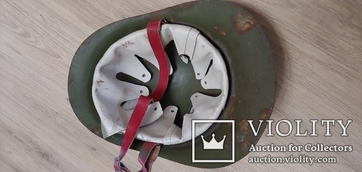 Каска пожарного, фото №6