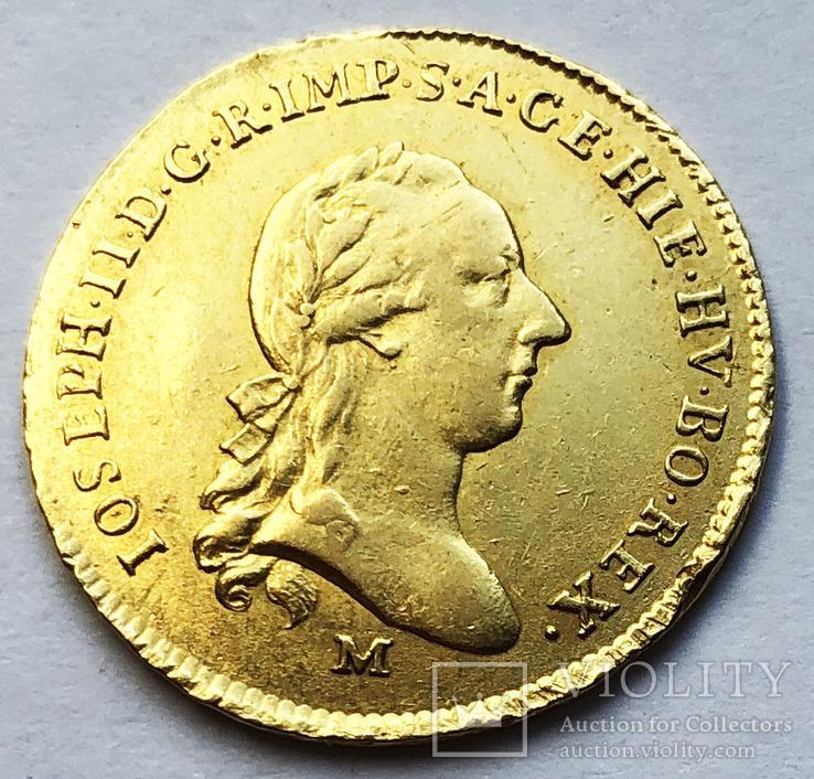 1/2 Соврано 1787 года., фото №3