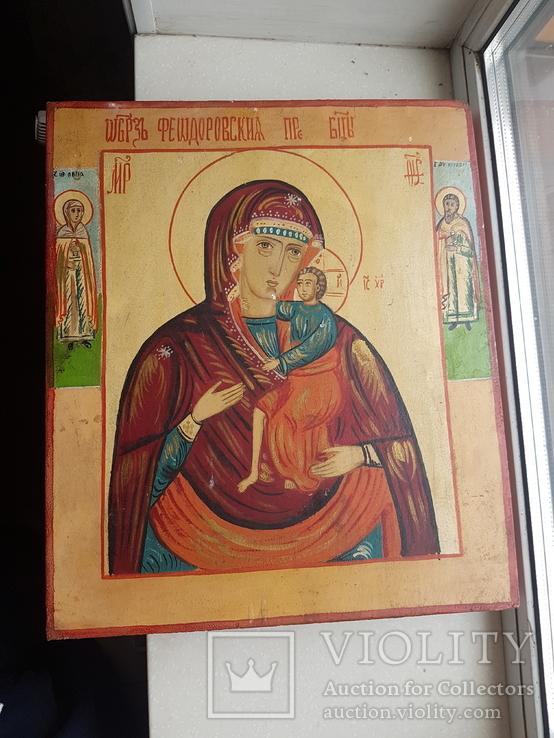 Феодоровская икона Божией Матери, фото №2