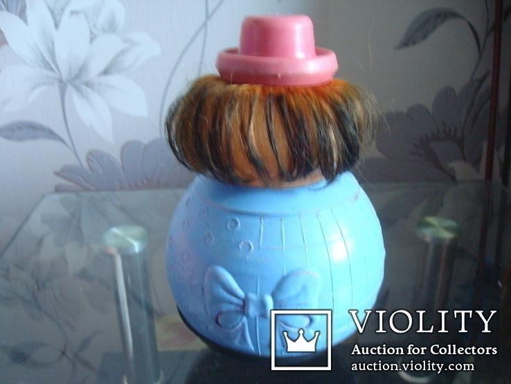 Кукла неваляшка-клоун СССР, фото №4