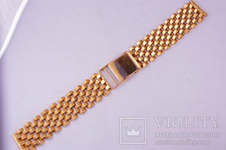 Золотой браслет 583, фото №3