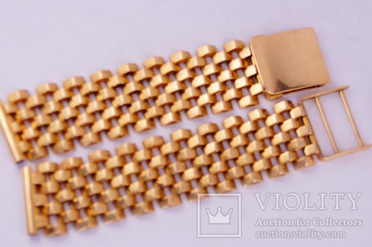 Золотой браслет 583, фото №2