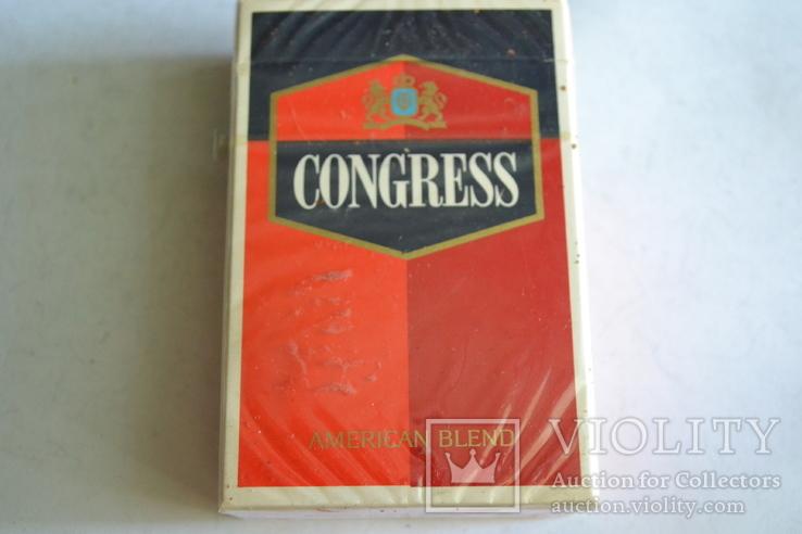 Купить сигареты конгресс в москве закон о запрете демонстрации табачных изделий