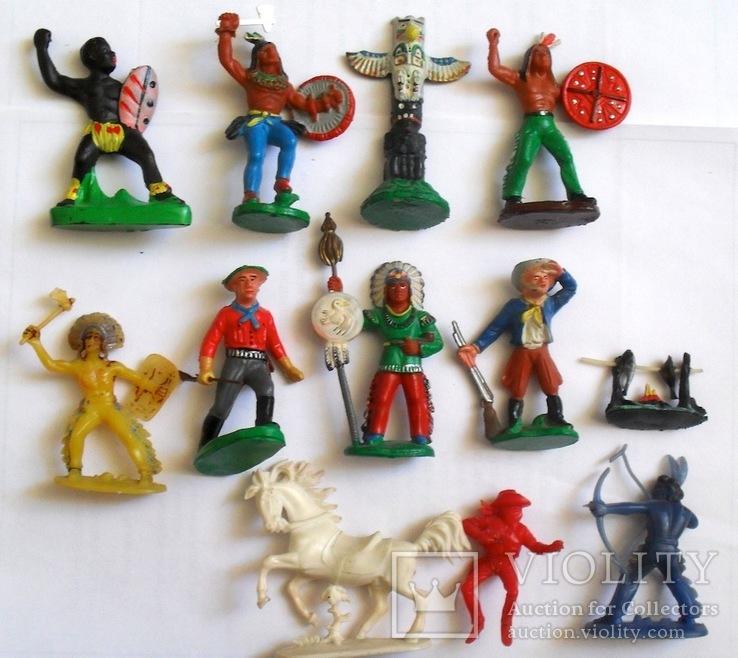 Индейцы и ковбои ГДР