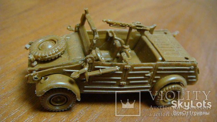 Машинки, военные, 3 шт, фото №3
