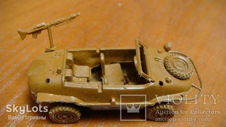 Машинки, военные, 3 шт, фото №4
