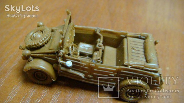 Машинки, военные, 3 шт, фото №5
