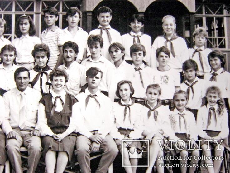 Пионерлагерь дружба 1989 год, фото №5