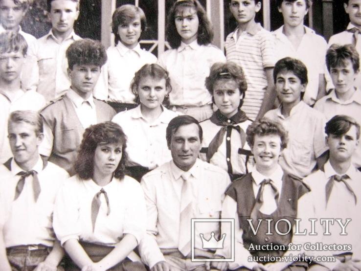 Пионерлагерь дружба 1989 год, фото №6