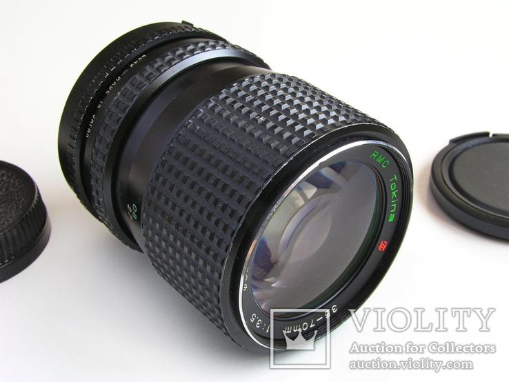 Объектив Tokina RMC 3,5/35-70 для Nikon,Япония., фото №2