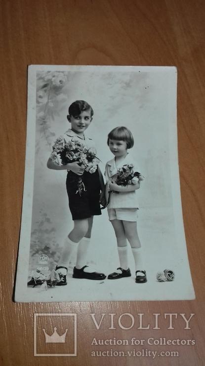 открытки 1935г фотографом согласитесь