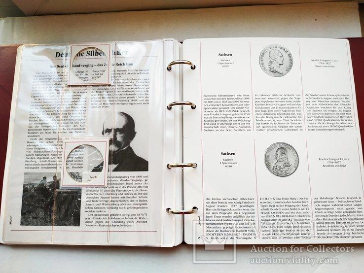 Альбом для немецких таллеров 19 века, фото №12