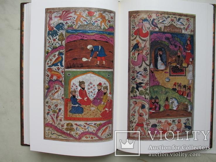 """""""Миниатюры кашмирских рукописей"""" А.Адамова,Т.Грек, 1976 год (футляр), фото №7"""