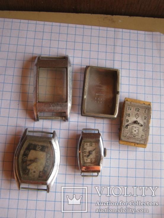 Старинные наручные женские часы 3 шт., фото №2