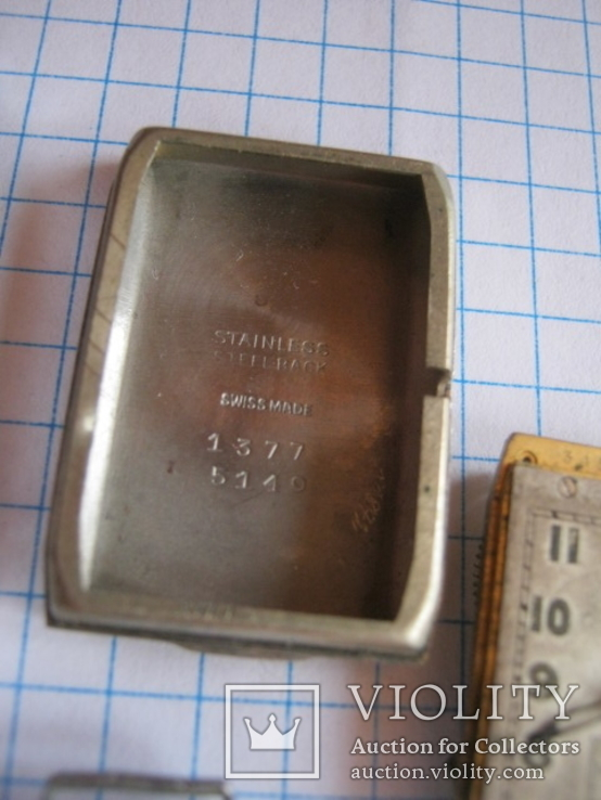 Старинные наручные женские часы 3 шт., фото №3