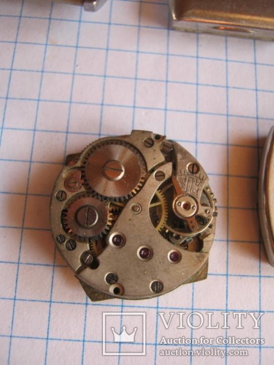 Старинные наручные женские часы 3 шт., фото №8