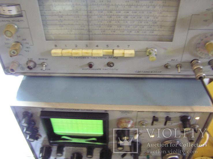 Генератор высокочастотный Г 4-106., фото №11