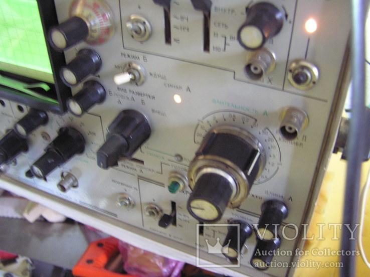 Генератор высокочастотный Г 4-106., фото №12