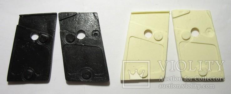 Вальтер 9, накладки рукояти, копия, фото №5